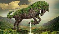 Человек Vs. Природа: 15 сюрреалистичных иллюстраций