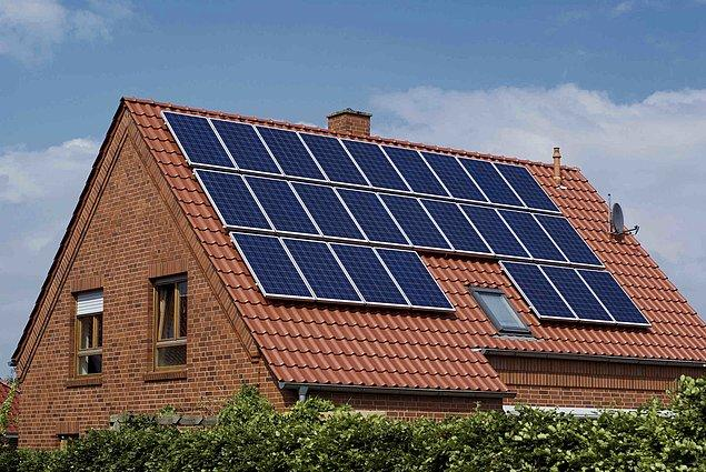 10. Güneş Enerjisinden Yararlanma