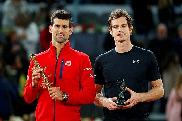 Djokovic, 29 Masters 1000 zaferiyle rekor kırdı