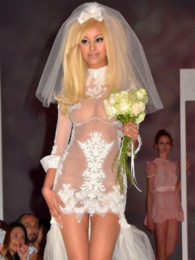 15 Ужасни сватбени рокли, които ще изплашат не само младоженеца, но и Вас! 59