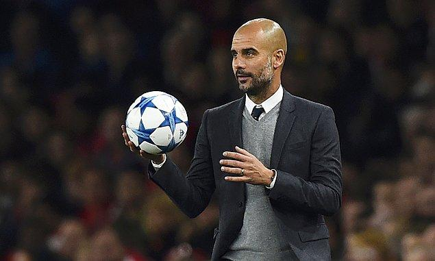Guardiola'nın ayrılık açıklaması takımı etkilemedi