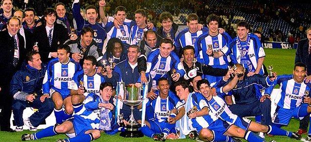 1999-2000 Deportivo La Coruña