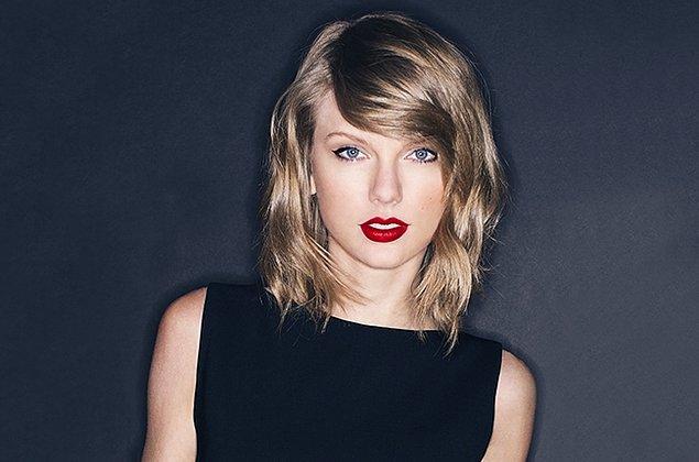 1. Taylor Swift - 73.5 Milyon Dolar