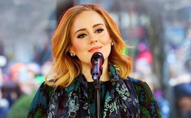 9. Adele - 20.5 Milyon Dolar