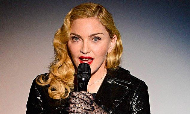 14. Madonna - 12.7 Milyon Dolar