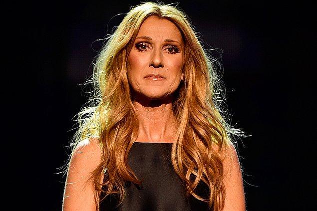25. Celine Dion - 9.3 Milyon Dolar