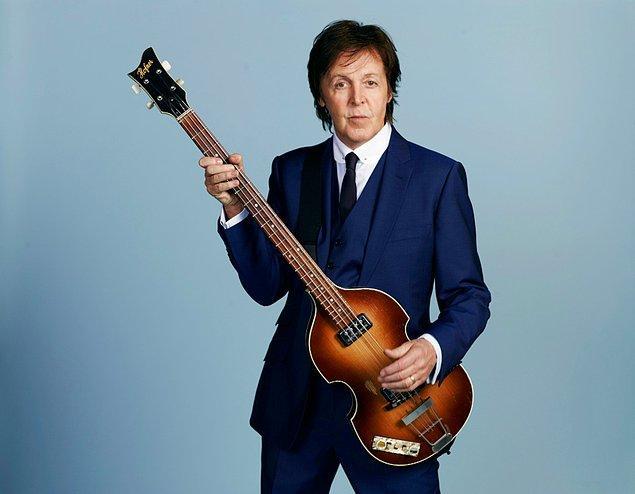 33. Paul McCartney - 7.1 Milyon Dolar