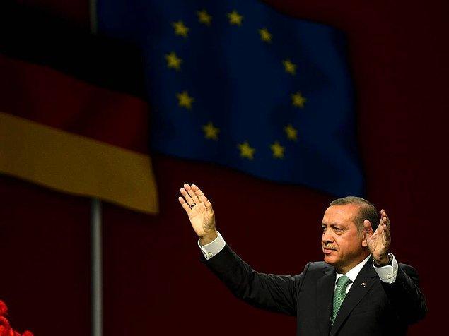 'Erdoğan'ın Avrupa Günü' mesajı memnuniyet verici'
