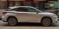 Lexus RX 350: взгляд изнутри на кроссовер четвертого поколения