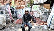 5 Dil Bilen Suriyeli Nadir İbrahim, İstanbul'da Kağıt Toplayıcılığı Yaparak Geçiniyor