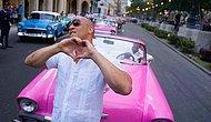 Hızlı ve Öfkeli Filminin Küba'daki Kamera Arkası Görüntüleri Yayınlandı
