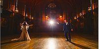 Завораживающие фото со свадьбы в стиле «Гарри Поттера»