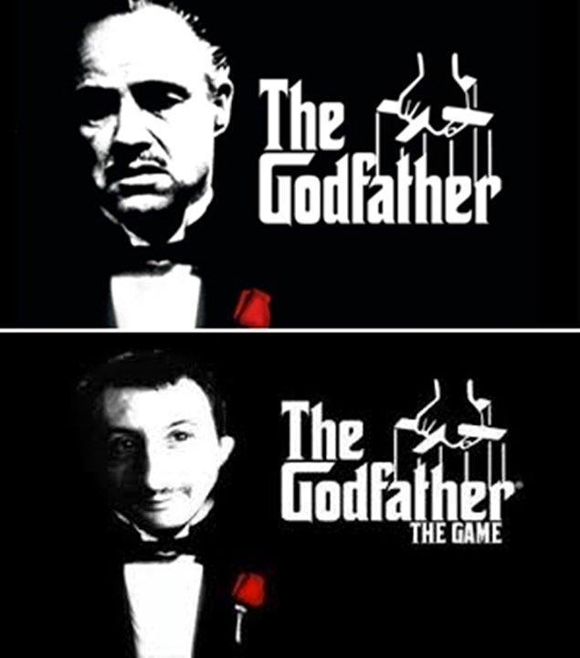 "5. Baba / The Godfather (1972) - ""Köksal Baba"""