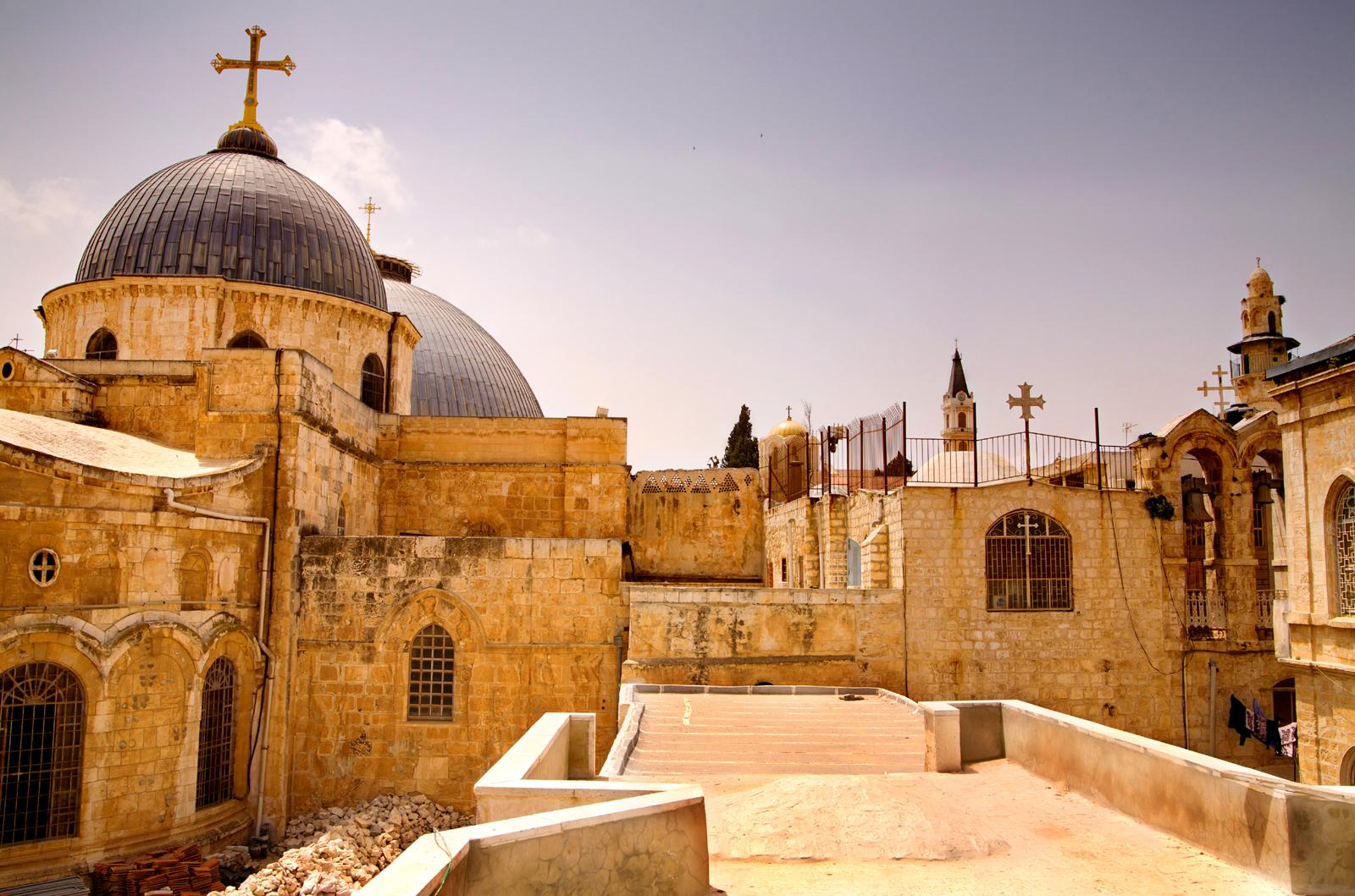 Pictures Church of the Holy Sepulchre Church of the holy sepulcher photos