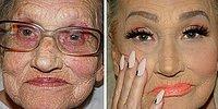 Гламурная бабушка: чудеса преображения 80-ти летней женщины