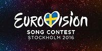 Второй полуфинал музыкального конкурса «Евровидение 2016»