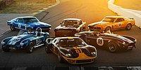 Коллекция гоночных машин Ford и Shelby: малышки на миллион