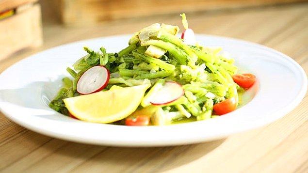 6. Şevketi Bostan Salatası