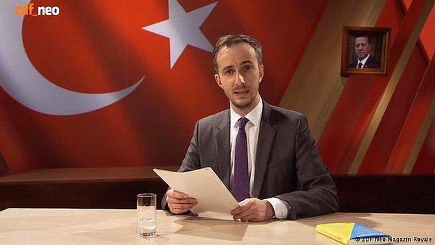 10. Erdoğan ve Böhmermann