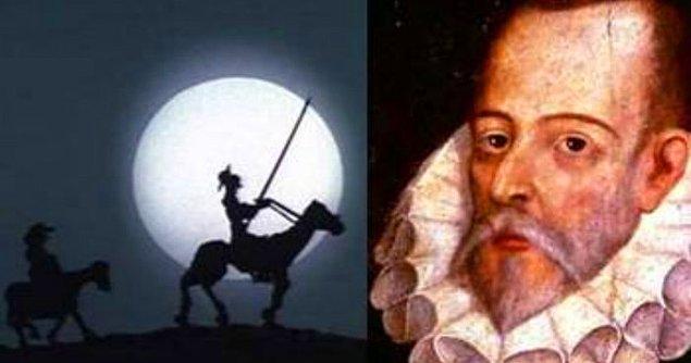 7. Cervantes