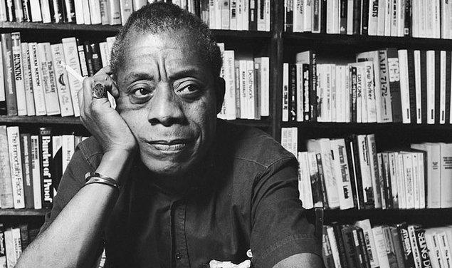 13. James Baldwin