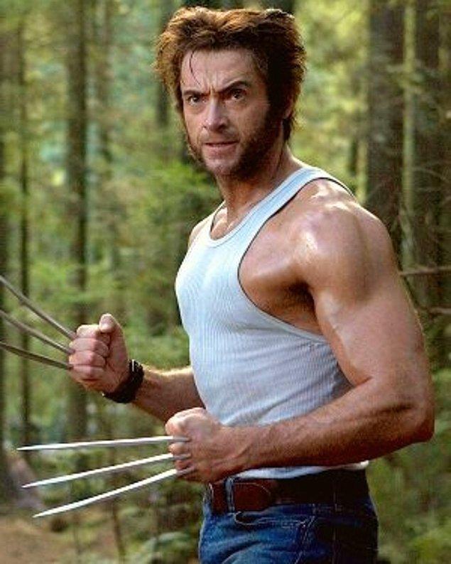 18. Wolverine (Hugh Jackman) / İbrahim Çelikkol