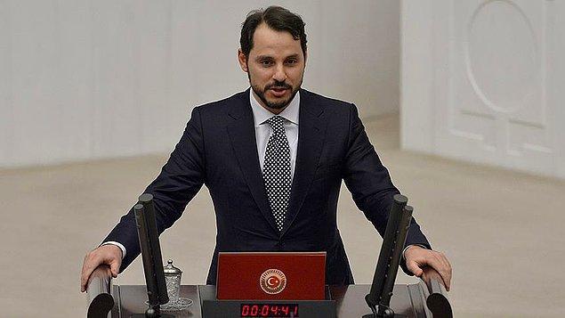 'Mehmet Şimşek'in yerini Berat Albayrak alabilir'