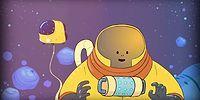 Веселый мультик о том, что с вами может приключиться в космосе
