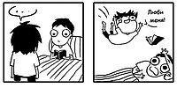 Правдивые комиксы о том, как время влияет на отношения
