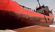 Корабль-призрак пристал к берегам Либерии