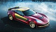 Автомобили для самых крутых супергероев