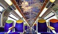 Французские поезда становятся передвижными музеями изобразительных искусств
