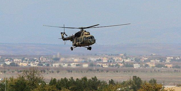 3. TSK: 'Çukurca'daki Helikopter Füze ile Düşürülmüş Olabilir'