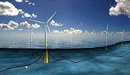 Гигантская плавучая электростанция на побережье Шотландии