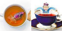 15 креативных пакетиков для любителей чая