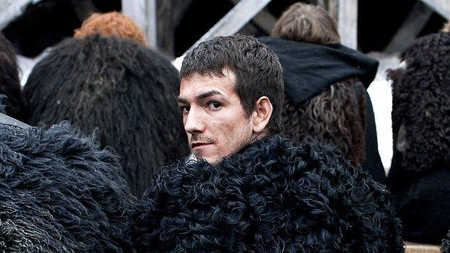 Yusuf Altın, ünlü HBO dizisi Game of Thrones'ta Pypar rolü ile karşımıza çıkmıştı.