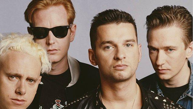 9. Depeche Mode