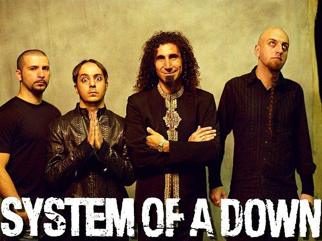 25. System Of A Down