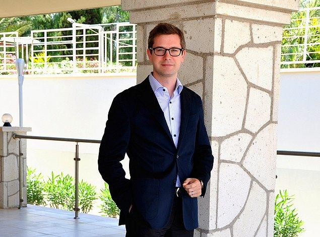 21. Cihan Elbirlik - İnci GS Yuasa İcra Kurulu Başkanı