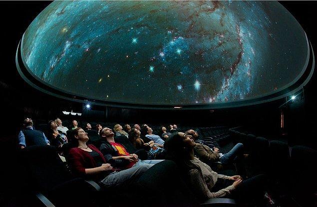 1. Türksat Planetaryum'unda gökbilimini yeniden keşfedebileceğin tek fuar.
