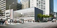 Apple презентует новый концепт магазинов техники в Сан-Франциско
