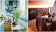 20 прекрасных идей для обустройства балкона вашей мечты