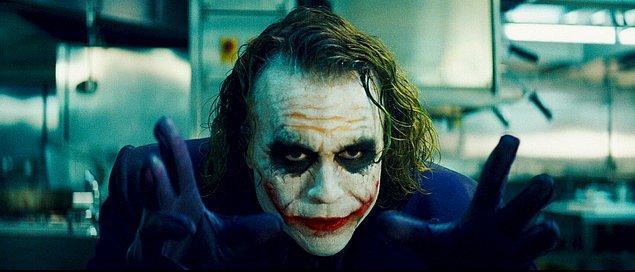 """""""Joker"""" çıktın!"""