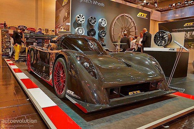 3) Fahlke Larera GT1 S12