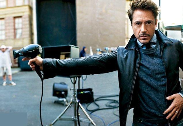 13. Robert Downey Jr.