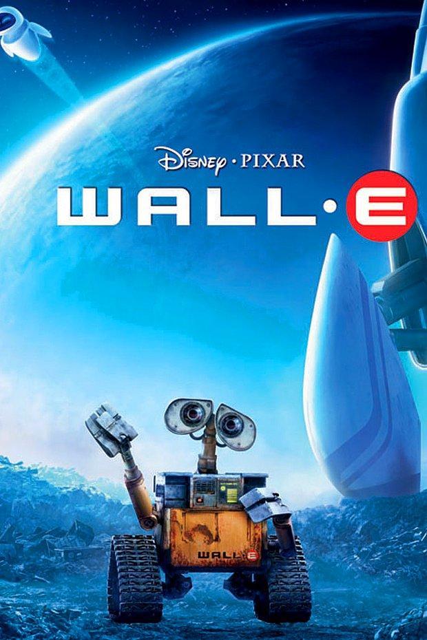 Vol. İ (2008)  WALL·E