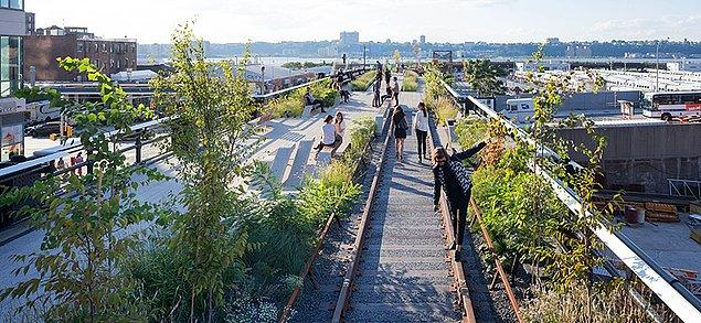"""Kapitalizmin beşiği Amerika Birleşik Devletleri'nde, ideolojinin en büyük silahlarından biri olan """"Elitize edip tekrar satma"""" da High Line'ın sonunu getirmek üzereydi"""