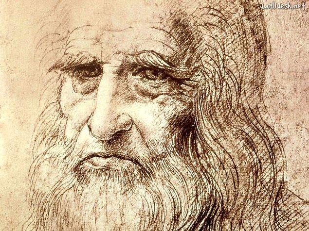 5. Leonardo Da Vinci, vejetaryen ve hayvan hakları savunucusuydu. Kafeste satılan kuşları alıyor ve onları serbest bırakıyordu.