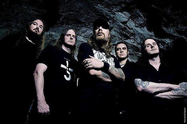 İsveç Death Metal / Göteborg Metal Sahnesi