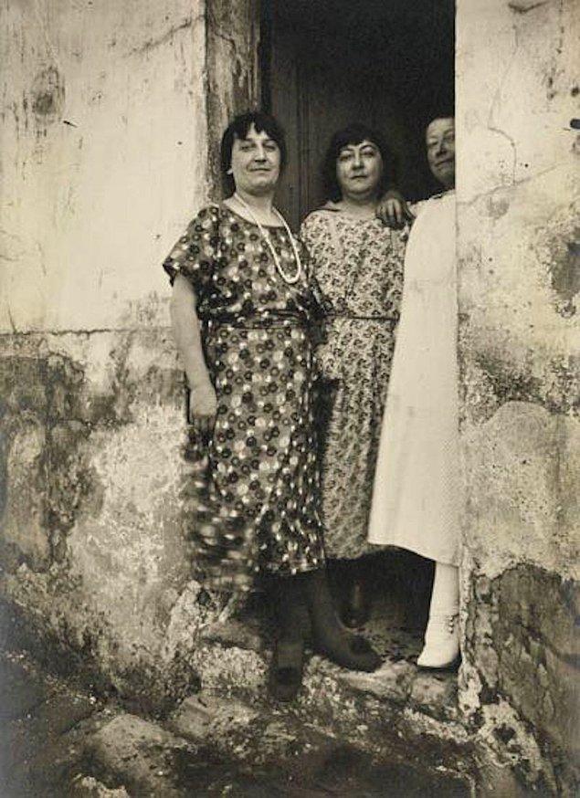 5. Rue Asselin, 1924-25